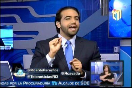 Usted Tiene La Palabra Con Ricardo Perez Y El Caso ODEBRECHT