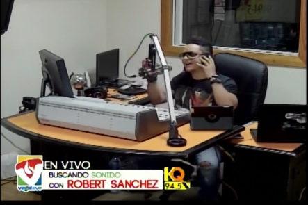 Robert Sanchez Presenta La 6ta Entrevista De Frederick Martinez A Leonel Fernandez