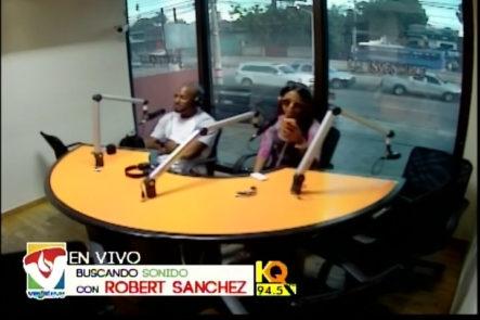 En la cabina de Buscando Sonido llega Jennibel Jimenez con el segmento Por si usted no lo sabía en Buscando Sonido con Robert Sanchez