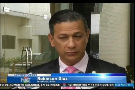 Diputado Robinson Díaz Asegura Que Existe Supuesta Lista Con 26 Involucrados En Caso Odebrecht