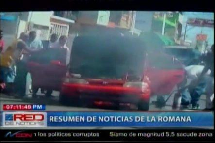 Resumen De Las Noticias Más Relevantes Desde La Romana En Red De Noticias