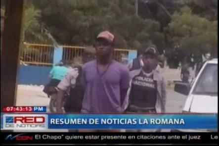 Resumen De Las Noticias Más Relevantes Desde La Romana Por Red De Noticias
