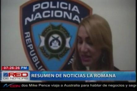 Resumen De Las Noticias Más Trascendentes Desde La Romana En Red De Noticias