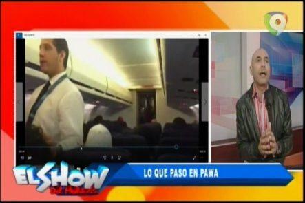 Rusking Pimentel Y El Debate De El Show Del Mediodía: Lo Que Pasa En Pawa