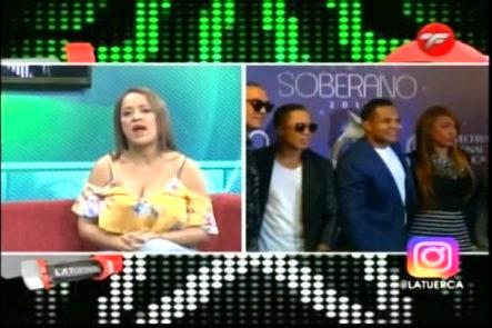 En La Tuerca Presentan Rueda De Prensa De La Última Reunión De Los Salseros Nominados En Premios Soberano