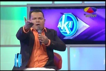 Sandy Sandy Le Manda Mensaje A El Chaval De La Bachata