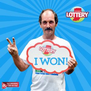 se gana la loteria dos veces