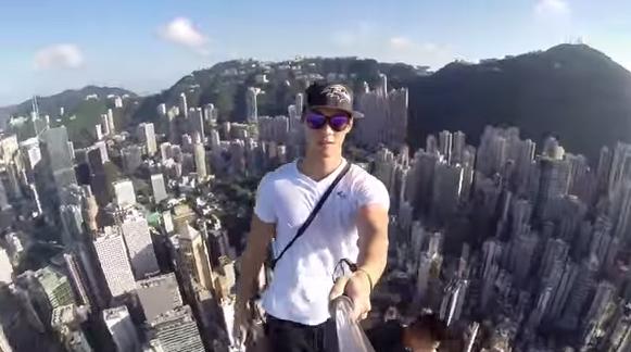 selfie extrema
