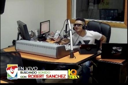 Robert Sanchez opina sobre el comentario de Sergio Carlos sobre el bloqueo de usuarios en las redes