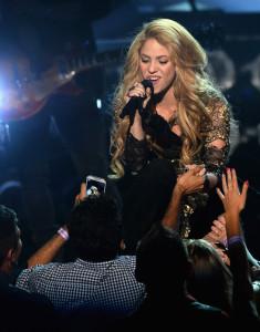 Shakira cantará en la ceremonia de clausura del Mundial Brasil 2014
