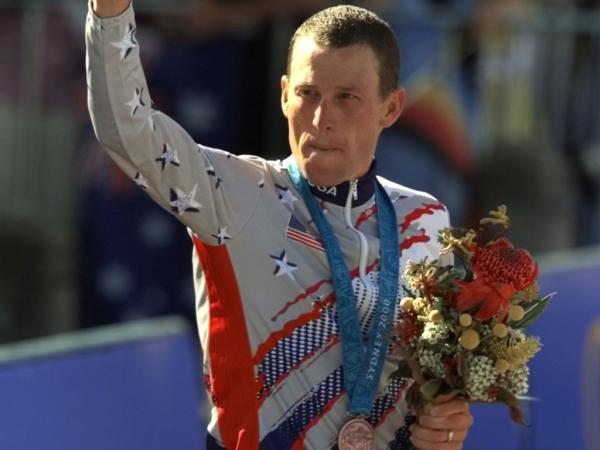 El COI le retira a Armstrong la medalla olímpica del 2000