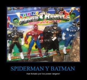 spiderman-y-batman-en-los-power-rangers