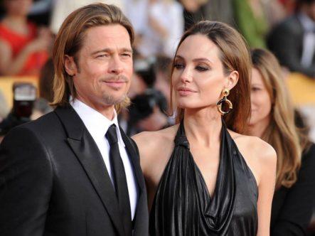 """Brad Pitt confirmó su separación de Angelina Jolie: """"Estoy muy triste, pero es lo mejor para nuestros hijos"""""""