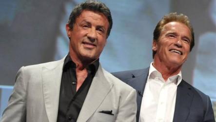 Schwarzenegger Y Stallone Fuera De La Taquilla Estadounidense