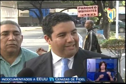"""Los Funcionarios Dijeron Que """"No Se Les Informó A Tiempo"""" Que Debían Entregar La Declaración Jurada De Bienes"""