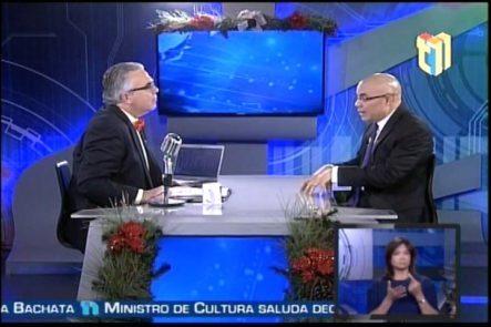 Roberto Cavada Entrevista Al Abogado Constitucionalista Cristobal Rodriguez, Hace Un Análisis Sobre Los Poderes Especiales Que Se Les Quieren Otorgar A Danilo Medina