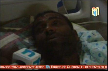 Una Pareja De Esposos Fue Golpeada Y Violada Sexualmente Por Seis Hombres En San Juan