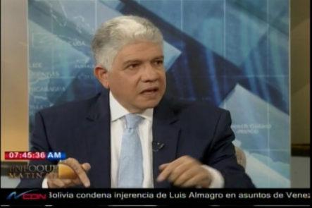 """Eduardo Estrella: """"Aquí En Este País Lo Que Sobran Son Los Ladrones"""""""