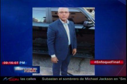 La PN Informa Que El Teniente Coronel Fue Asesinado Al Resistirse A Un Atraco En Un Carro Público