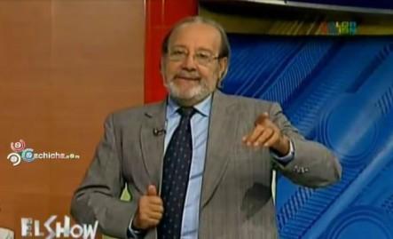 Carlos De San Juan Y El Tío Analizando El Mundo De La Farándula #Video