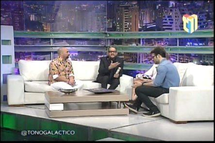 Entrevista A Toño Rosario Donde No Reconoció Quien Era José Guillermo En Chévere Night