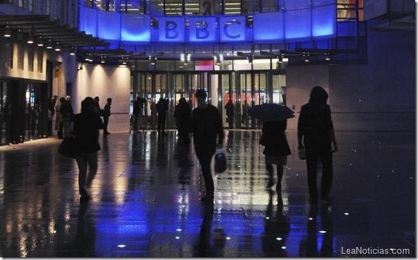 Los trabajadores de la BBC harán huelga la víspera de Semana Santa