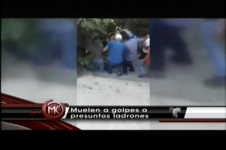 Una Turba En Mexico Muele A Golpes A Unos Asaltantes