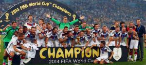 Alemania campeón del mundo! Derrota a Argentina en tiempo extra con gol de Goetze