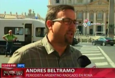 Periodista Beltramo: Es Un Hecho Trascendente Juicio Contra Wesolowski #Video