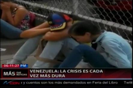 La crisis y el hambre cada día arropa más al pueblo Venezolano sin esperanzas de algún cambio