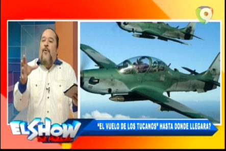 Ventura Sin Censura:¿El vuelo de los Tucanos, hasta dónde llegará?