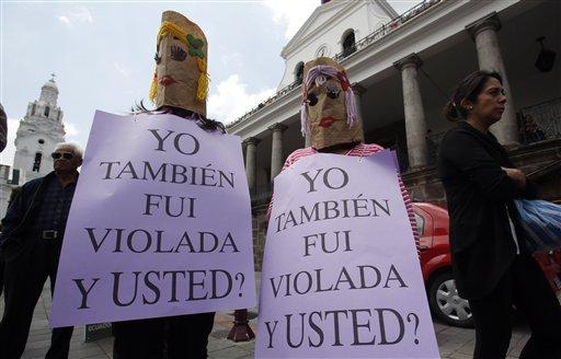 ECUADOR ABORTO