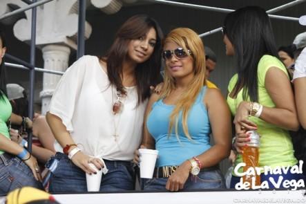 Segundo Domingo Carnaval La Vega – 10 Febrero 2013
