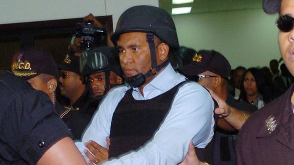 Quirino Paulino Castillo, narcotraficante. Confesó que financió con más de 4 millones de dólares la campaña del ex presidente Leonel Fernández, cuya primera dama es hoy vicepresidente de la República Dominicana
