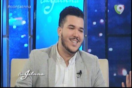 Entrevista Exclusiva A León Yamil Con Jatnna.