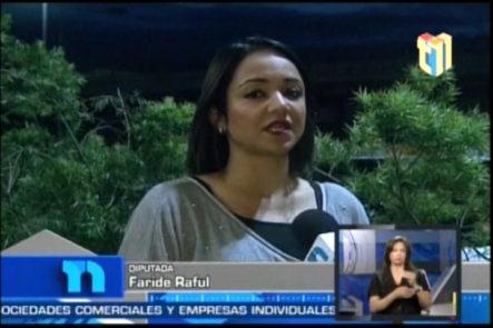 Diputada Faride Raful Denuncia Que Odebrecht Sigue Recibiendo Pagos Por Parte Del Gobierno