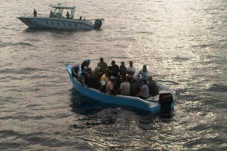 Detienen A 32 Personas Que Planeaban Viajar Ilegalmente A Puerto Rico