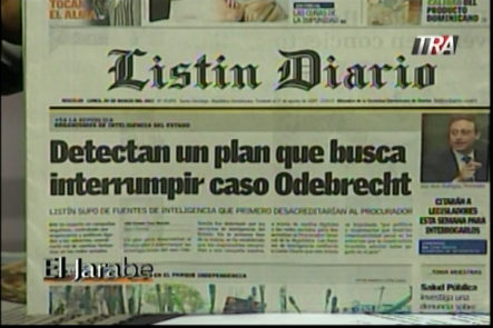 Marino Zapete Habla Sobre El Supuesto Plan De Desacreditar Al Procurador Jean Alain Rodríguez