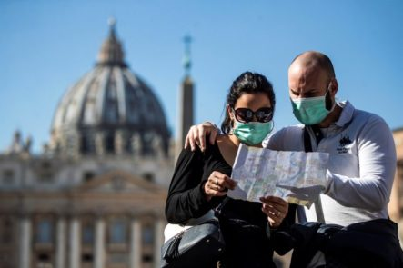 Coronavirus Llega Al Vaticano, Se Reporta El Primer Caso
