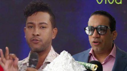 Los Picantes: Según Emilio Lopez 9 De 10 Personas Del Medio Usan Cocaína
