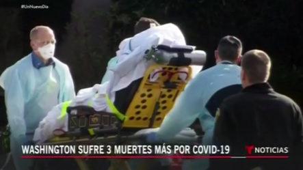 Washington Sufre 3 Muertes Mas Por COVID-19