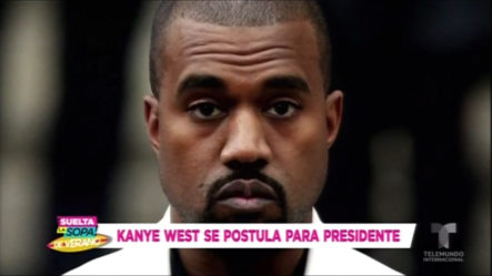 Tremendo Debate Por La Posible Candidatura De Kanye West A La Presidencia De Los Estados Unidos