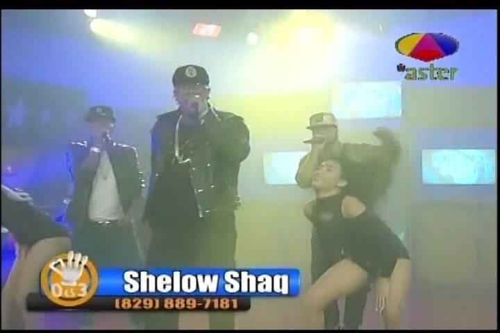 Presentación De Shelow Shaq En Cero Es 3