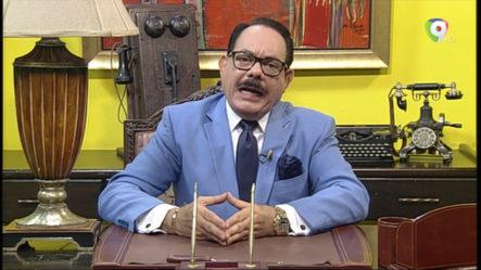 """El Llamado De Guillermo Gómez Al Presidente Danilo Medina, """"Necesitamos Jueces Honestos"""""""