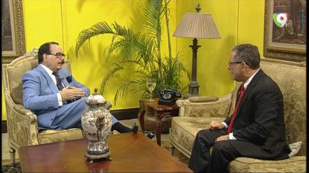 El Periodista Guillermo Gómez Entrevista A Lic Elexido Paula, Habla Sobre La Crítica Situación De RD