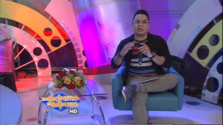 Robert Sánchez CQC Nadie Ayuda A Jorge Diep Porque él No Genera Sonido