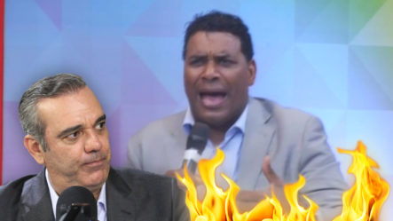 """El Consejo DeJohn Berry Para El Presidente; """"ABINADER ENTREGA ESE DINERO"""""""