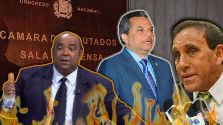 Pablo Aguilera Le Dice A Fidel Santana Que Fue UN ERROR Quitarle El Puesto De Defensor Del Pueblo Al Dr. Cruz Jiminián