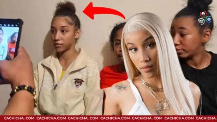 Ana Mercy Se Come Con YUCA A La Ministra De La Mujer Y Le Dice: ¡LA GENTE TIENEN QUE TENER LIBRE EXPRESIÓN!