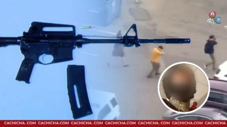 Liberan Comerciante Que Quito La Vida A Joven En Un Colmado En El Reparto Peralta